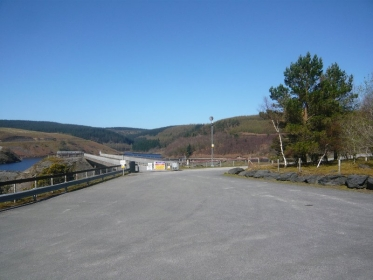 Top of the Dam and Car Park